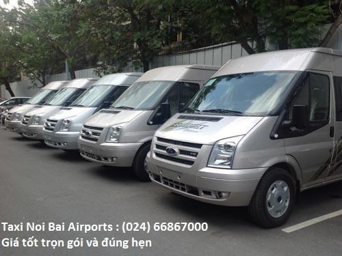Taxi Nội Bài - Hà Nội 16 Chỗ