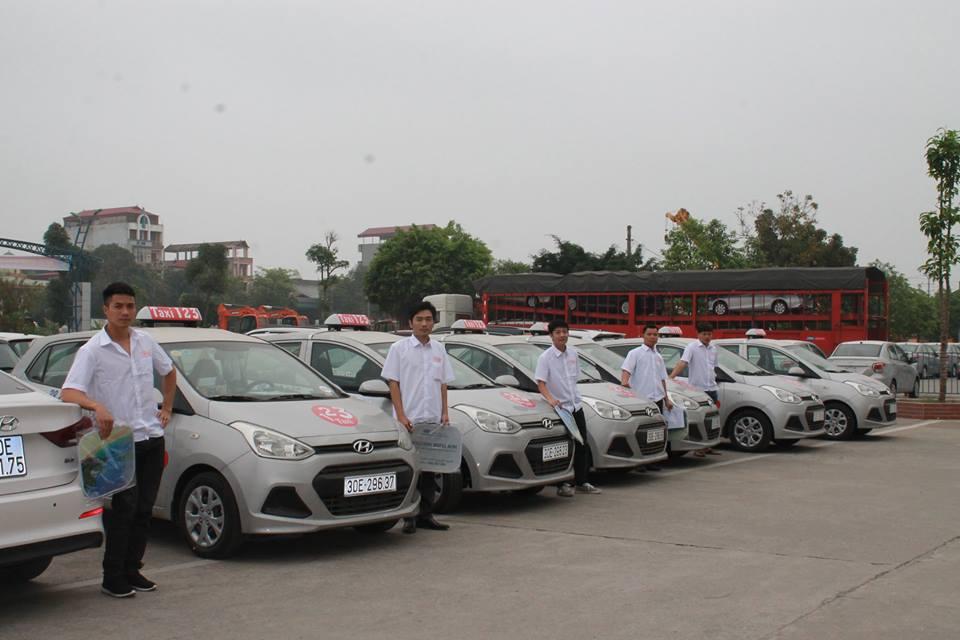 Taxi 123 Sân Bay Nội Bài-Taxi Nội Bài