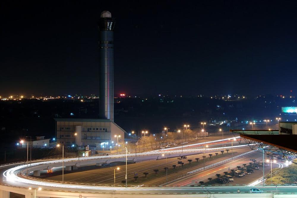 Đài không lưu Sân Bay Nội Bài-Taxi Nội Bài