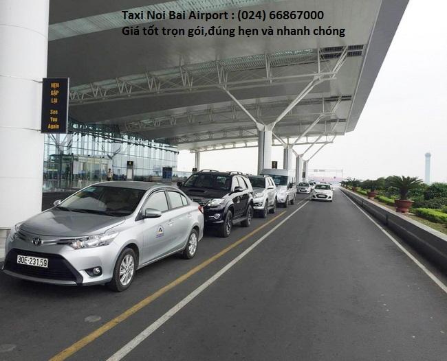 Số Điện Thoại Taxi Nội Bài : (024)668.67000