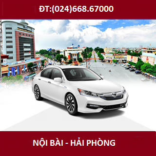 Taxi Nội Bài đi Thủy Nguyên Hải Phòng