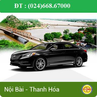 Taxi Nội Bài đi Bá Thước Thanh hóa