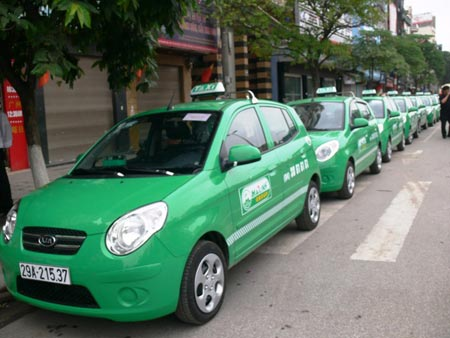 Taxi Mai Linh Hà Nội,Số điện thoại và giá cước-Taxi Nội Bài