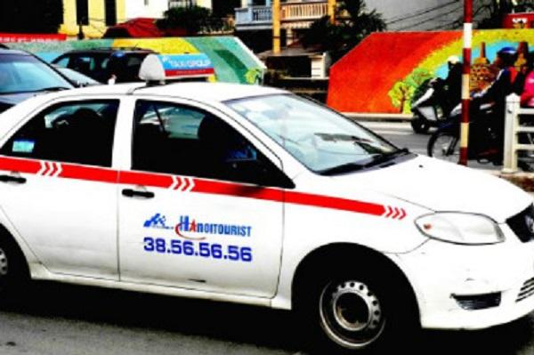 Taxi Hà Nội Tourist,điện thoại và giá cước-Taxi Nội Bài