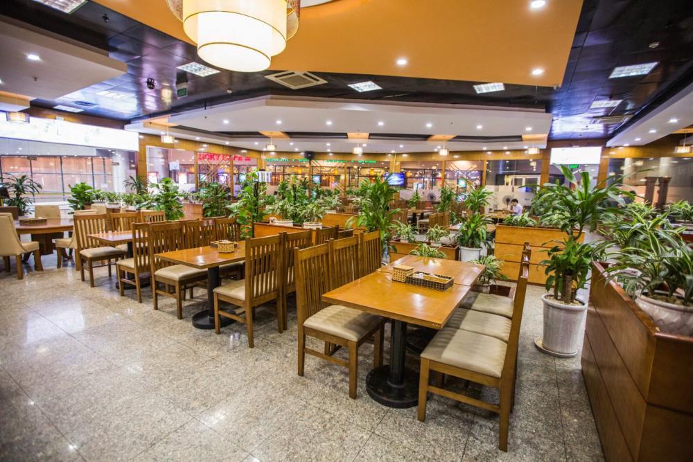 Nhà hàng Nội Bài,nhà hàng khu vực quanh sân bay Nội Bài