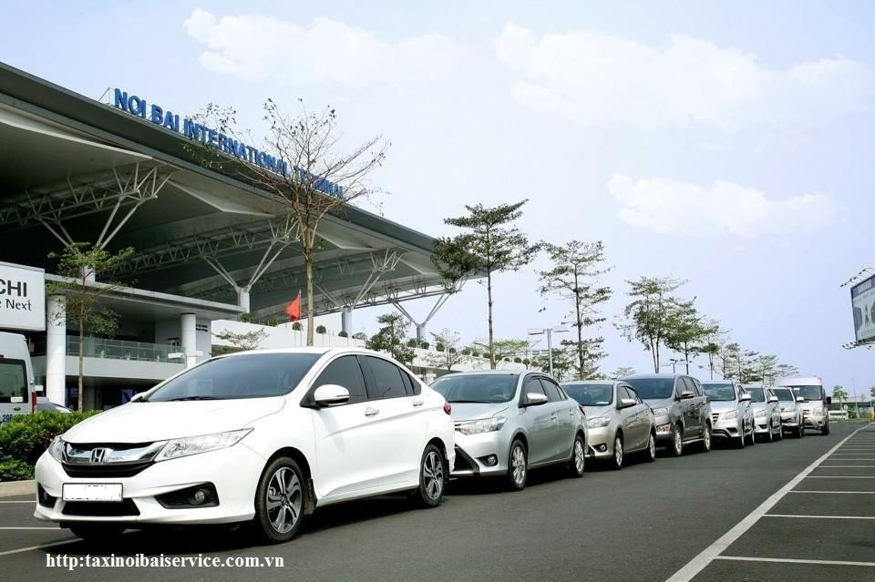 Taxi Hai Bà Trưng Hà Nội đi sân bay Nội Bài giá 180k/xe 4 chỗ