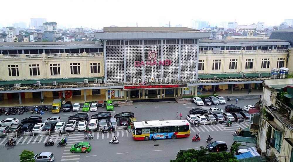 Taxi Nội Bài đi ga Hà Nội giá chỉ 250.000đ/xe 4 chỗ