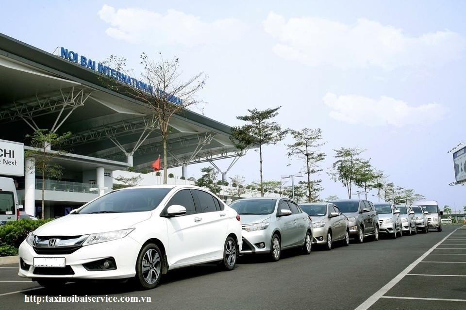 Taxi sân bay quốc tế Nội Bài đi các tỉnh