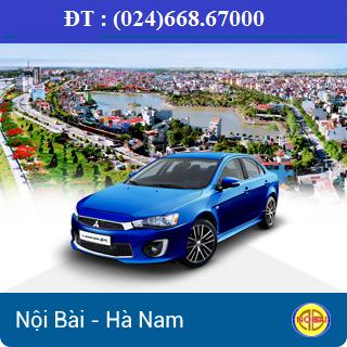 Taxi Nội Bài đi TP Phủ Lý Hà Nam