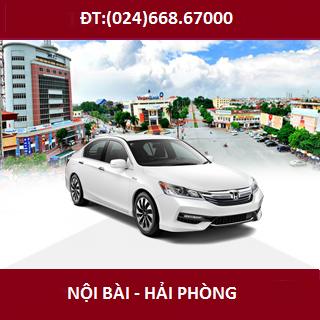 Taxi Nội Bài đi Kiến Thụy Hải Phòng