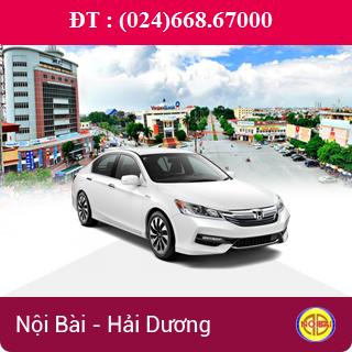 Taxi Nội Bài đi Ninh Giang Hải Dương