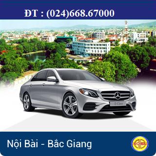 Taxi Nội Bài đi Tân Yên Bắc Giang