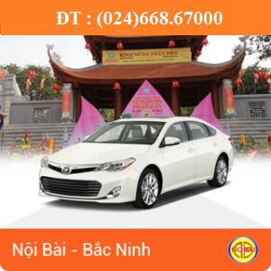 Taxi Nội Bài đi Tiên Du Bắc Ninh