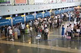 Lưu lượng hành khách tại sân bay Nội Bài-Taxi Nội Bài