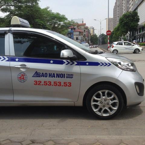 Số điện thoại Taxi Sao Hà Nội-Taxi Nội Bài