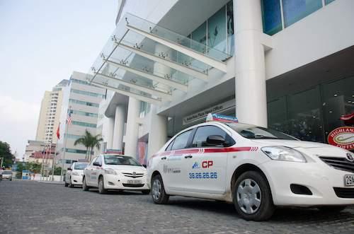 Taxi cp Hà Nội,Số điện thoại và giá cước-Taxi Nội Bài