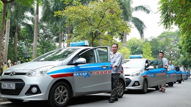 Taxi Ba Sao Morning hà nội,điện thoại và giá cước-Taxi Nội Bài