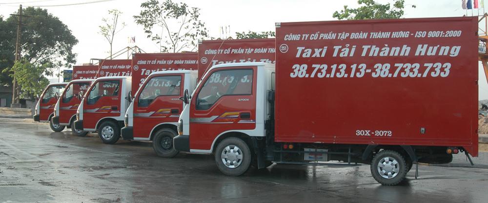 Taxi Tải Thành Hưng Hà Nội,Số điện thoại và giá cước-Taxi Nội Bài