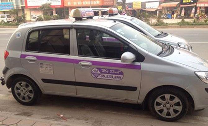Taxi Mỹ đình Hà Nội,số điện thoại và giá cước-Taxi Nội Bài
