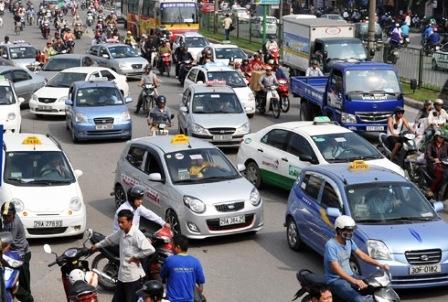 Taxi Đại Phúc Hà Nội,Số điện thoại và giá cước-Taxi Nội Bài