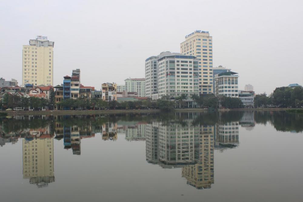Taxi Nội Bài đi Chung cư Ngọc Khánh Ba đình Hà Nội 250.000đ/xe 4 chỗ