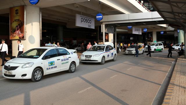 Tổng đài taxi sân bay quốc tế Nội Bài Hà Nội