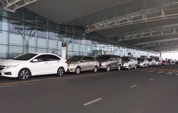 Bảng giá cước Taxi đón sân bay Nội Bài đi Hà Nội