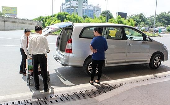 Dịch vụ taxi sân bay Nội Bài