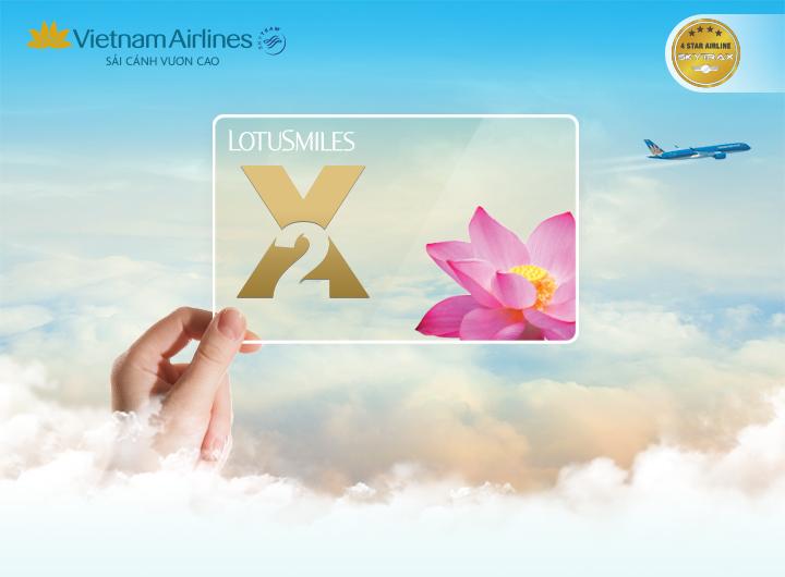 Vietnam Airlines Bông Sen Vàng thôi Hợp Tác Với Ngân Hàng SHB
