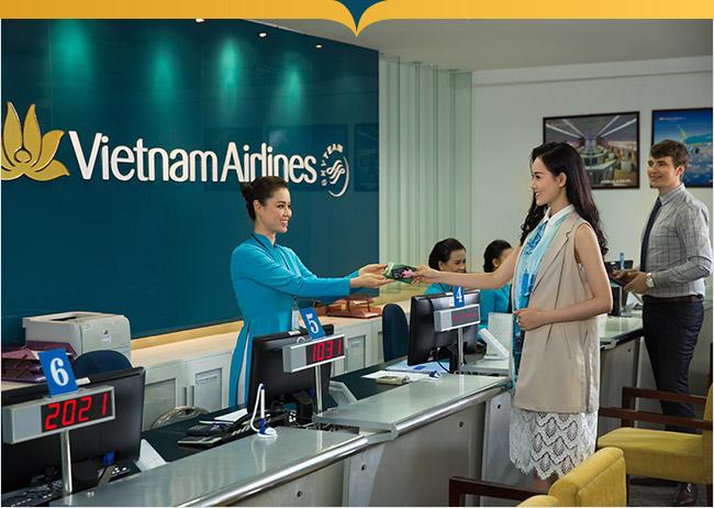 Vietnam Airlines Thông báo Thu Phí Bỏ Chuyến Bay đối với Vé Thưởng trên các Chuyến Bay