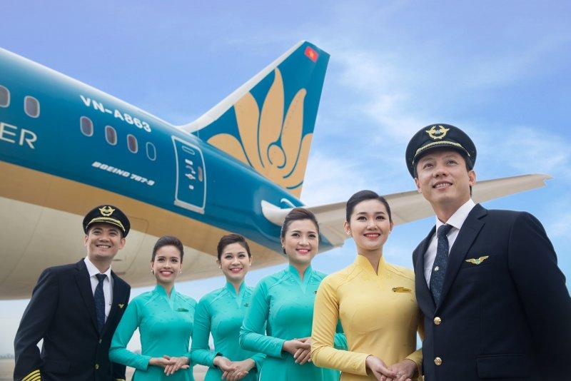Dặm Thưởng Có Giá Trị - Ưu Đãi Mới từ Bông Sen Vàng Vietnam Airlines