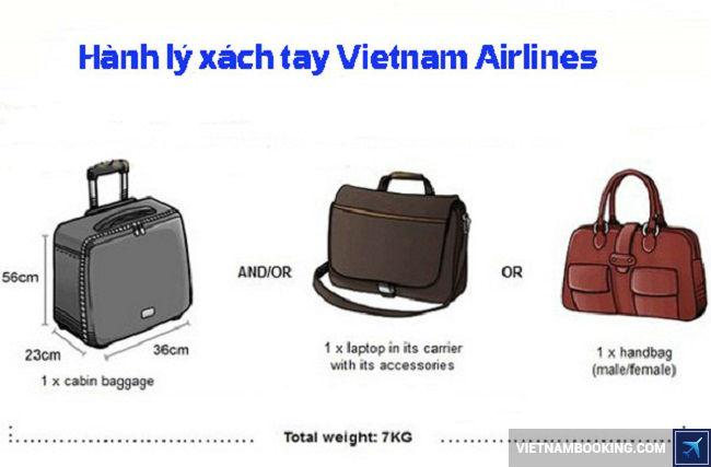 Hãng Hàng Không VietNam Airlines và Quy Định về Hành Lý đi Bay